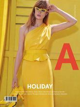 《A》意大利版时尚女性杂志2019年05-07月号