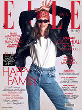 《Elle》意大利版時尚女裝雜志2019年05月號