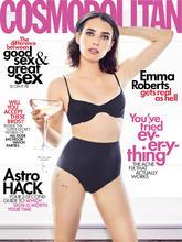 《Cosmopolitan》美國版女性時尚雜志2019年06月號