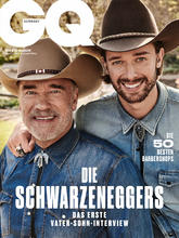 《GQ》德國版男性休閑雜志2019年06月號