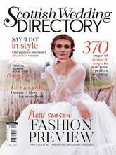 《Scottish Wedding Directory》英國時尚婚紗雜志2019年夏季號