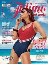 《Intimo Piu Mare》意大利時尚女裝泳裝系列雜志2019年07月(#216)