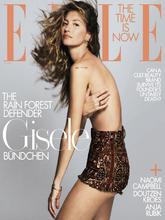 《Elle》美國版時尚女裝雜志2019年07月號