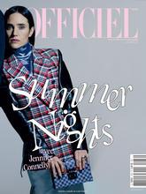 《L'officiel》法國巴黎版女裝時尚雜志2019年08月號(#1036)