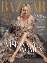 《Harper's Bazaar》澳大利亞版女裝時尚雜志2019年08月號