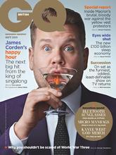 《GQ》英國版男性休閑雜志2019年09月號
