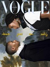 《Vogue》意大利版時尚女裝流行趨勢雜志2019年10月號(#830)