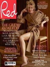 《Red》英国女装时尚杂志2019年10月号