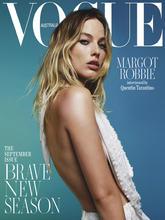 《Vogue》澳大利亚版时尚女装流行趋势杂志2019年09月号