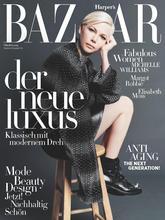 《Harper's Bazaar》德國版女裝時尚雜志2019年10月號