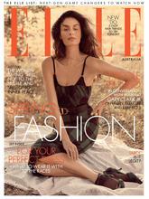 《Elle》澳大利亞版時尚女裝雜志2019年10月號