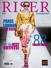《Show Details Riser》巴黎倫敦女裝發布會細節走秀雜志2020年春夏號(意大利)