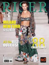《Show Details Riser》米蘭紐約女裝發布會細節走秀雜志2020年春夏號(意大利)