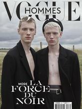 《Vogue Hommes》法國版男裝流行趨勢雜志2019-20年秋冬號(#30)