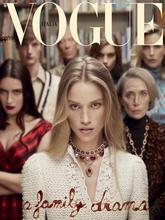 《Vogue》意大利版時尚女裝流行趨勢雜志2019年12月號(#832)