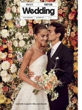 《Vogue Wedding》意大利時尚婚紗雜志2019年12月號