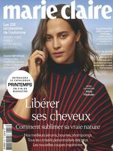 《Marie Claire》法國版時尚女性雜志2019年11月號