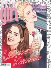 《Elle Girl》俄羅斯時尚女裝雜志2019年11月號