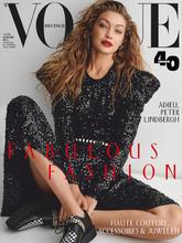 《Vogue》德國版時尚女裝流行趨勢雜志2019年11月號