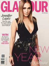 《Glamour》南非版女性时尚杂志2020年01-02月号