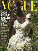 《Vogue》澳大利亚版时尚女装流行趋势杂志2020年01月号