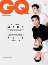 《GQ》西班牙版男性休闲杂志2020年01月号