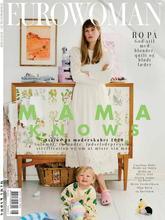 《Eurowoman》丹麥版時尚女性雜志2020年08月號