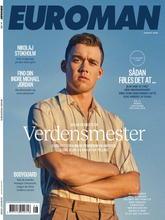 《Euroman》丹麥男性休閑雜志2020年08月號
