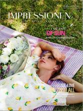 《Impressionen》德国女装休闲系列杂志2020年夏季号
