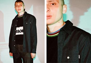 男裝新興趨勢--紐約刮起倫敦風