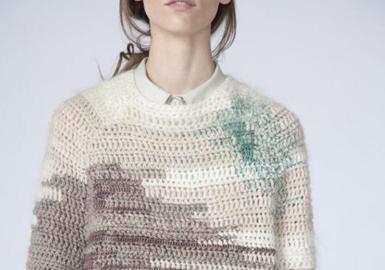 17/18秋冬女士毛织和针织企划设计--设计决定价值