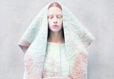 2017-2018秋冬女装面料主题预测--设计决定价值