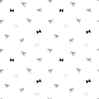矢量圖 eps 嬰幼童花型 滿身圖案 蝴蝶結 休閑風