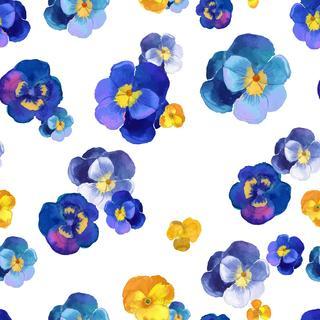 矢量图 eps JM 碎花 满身图案 写意花卉 休闲风