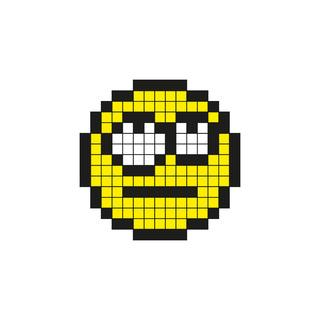 矢量圖 eps 表情包   emoji  笑臉 局部圖案 休閑風