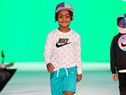 2019-2020秋冬纽约《Nike》童装发布会