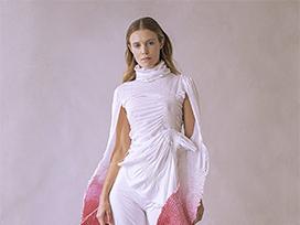 2021春夏莫斯科《Polina Gorkovenko》女装发布会