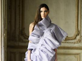2020春夏巴黎《Aelis》高级定制女装发布会