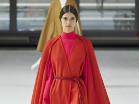 2020-2021秋冬纽约《Carolina Herrera》女装发布会