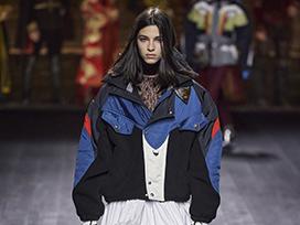 2020-2021秋冬巴黎《Louis Vuitton》女装发布会