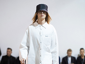 2020-2021秋冬烏克蘭《IDOL》男裝發布會