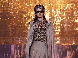 2021-2022秋冬上海《Christian Dior》女装发布会