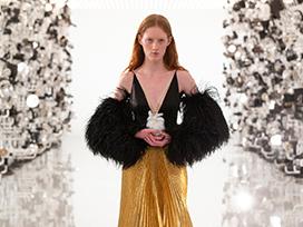 2021-2022秋冬米兰《Gucci X Balenciaga》女装发布会