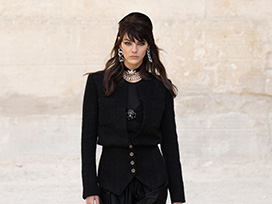 2022早春巴黎《Chanel》女装发布会