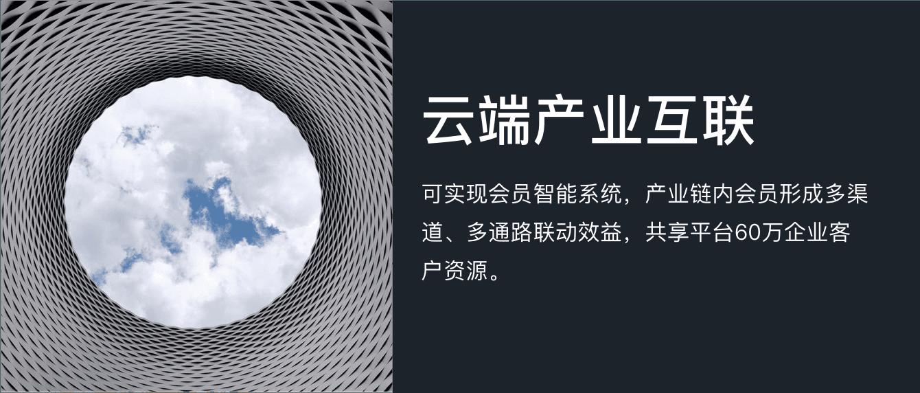 云端產業互聯
