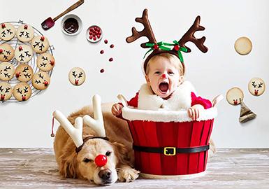 圣诞老人来送礼物!