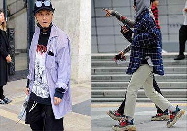 乘着时装周刚过去的热浪?,是时候考虑下添春装了。那么衬衫一定是高居榜首的单品,条纹、格子元素无论时尚潮流如何变迁,它们都始终如一受到各大潮流时尚品牌的青睐!