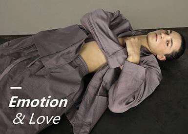 2019春夏青年男裝企劃設計--Emotion & Love