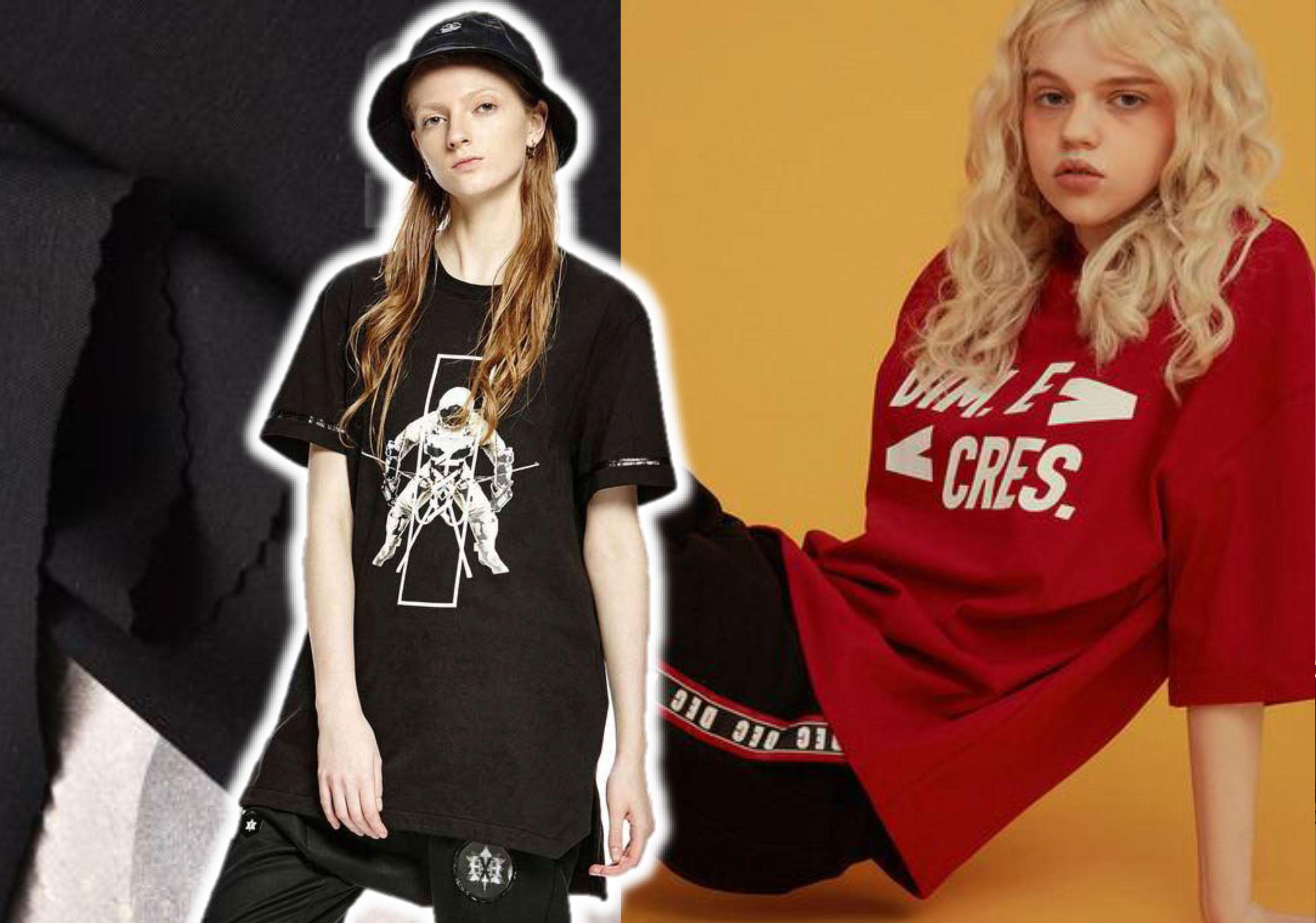 2018春夏女裝作為時尚界Must-have的單品,T恤一定是榜單之首尤其是T恤的面料及印花,都展現了一個品牌不同季度產品的特色!