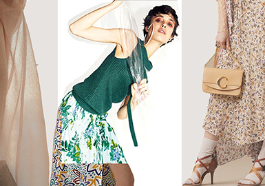 夏季的到來女士們紛紛穿上屬于自己的優雅,茶余飯后大家不在單單聊起八卦,穿上美美的連衣裙,印花裙、復古波點裙、真絲裙等等,也是不錯的飯后談資。